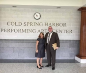Cold Spring Harbor Junior/Senior High School CFA - April 2016