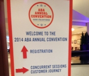 ABA Annual Convention - October 2014