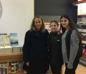 Barnes and Noble at Rutger's University - February 2017