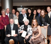 Book Party in New York City (Laura Schroff Family)