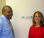 Dr. Phil Show (Maurice Mazyck and Laura Schroff)