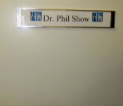 Dr. Phil Show Sign