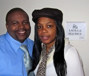 Dr. Phil Show (Maurice Mazyck and Michelle Mazyck)