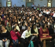 Dyker Height School, IS 201: Career Day - October 2015