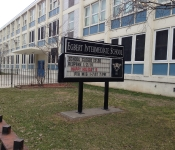 George L. Egbert Intermediate School - March 2014