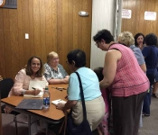 Levittown Public Library (Angels on Earth) August 2017