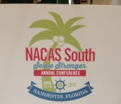 National Association of College Auxiliary Association - April 2015