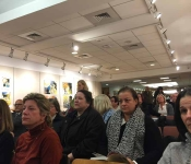 New Canaan Library (Angels on Earth) - November 2016