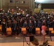 Rockaway Park HS - Graduation  June 26, 2015