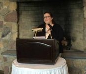 Roots & Wings Author Luncheon (An Invisible Thread) - April 2017