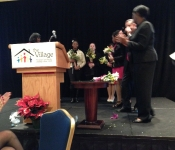 The Village for Families & Children, The Girl Within Luncheon - December 2013