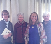 Women in Philanthropy Luncheon Sponsored - March 2015