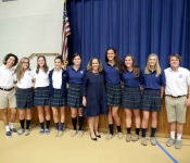 Worcester Preparatory School (An Invisible Thread) September 2017